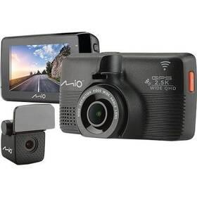 Autokamera Mio MiVue 798 Dual čierna
