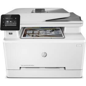 Tlačiareň multifunkčná HP Color LaserJet Pro MFP M282nw (7KW72A#B19) biely