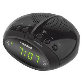 Rádiobudík Hyundai RAC 213 B čierny