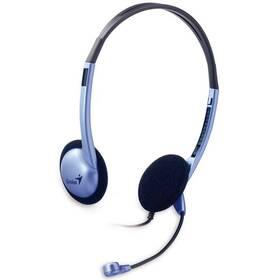 Headset Genius HS-02B (31710037100) strieborný