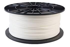 Tlačová struna (filament) Filament PM 1,75 PETG, 1 kg (F175PETG_WH) biela