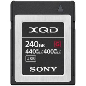 Pamäťová karta Sony XQD G 240 GB (440R/400W) (QDG240F)