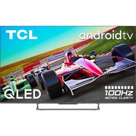 Televízor TCL 65C728 strieborná