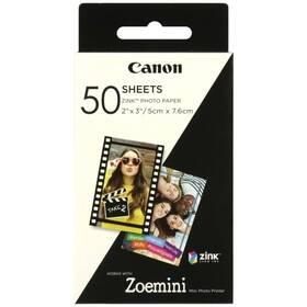 Fotopapier Canon ZP-2030, 50x76 mm, 50 ks, pro Zoemini (3215C002)