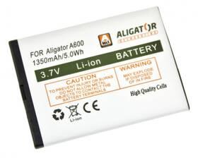 Batéria Aligator A430, A600, A610, A620, A670, A680, Li-Ion 1350 mAh (A600BAL)