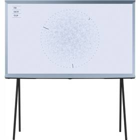 Televízor Samsung The Serif QE55LS01TB modrá