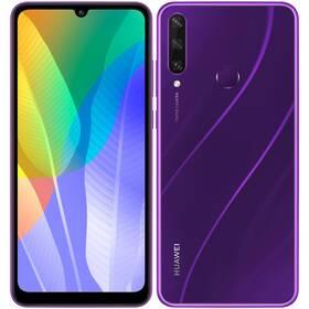 Mobilný telefón Huawei Y6p (HMS) (SP-Y6P64DSPOM) fialový