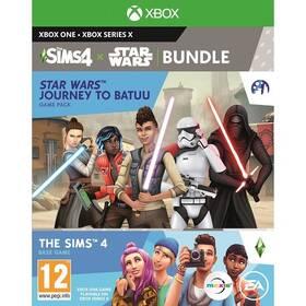 Hra EA Xbox One The Sims 4 Základní hra + Star Wars (EAX372904)