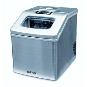 Výrobník ľadu Guzzanti GZ 124 (GZ124) biely/nerez