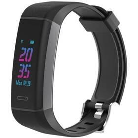 Fitness náramok Carneo G-Fit+ (8588006962734) čierny