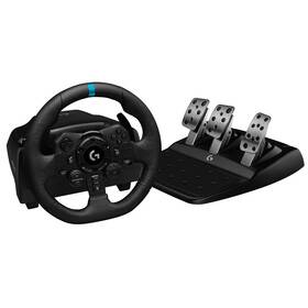 Volant Logitech G923 Racing Wheel and Pedals pro PS5, PS4 a PC (941-000149)