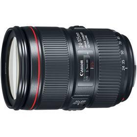 Objektív Canon EF 24-105 mm f/4 L IS II USM - SELEKCE SIP (1380C005) čierny