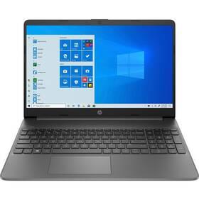 Notebook HP 15s-eq1624nc (244N6EA#BCM) sivý
