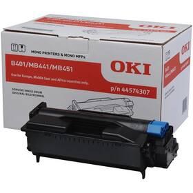 Valec OKI B401/MB441/MB451/MB451w, 25000 stran (44574307)