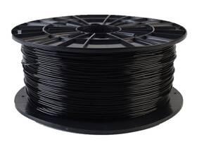 Tlačová struna (filament) Filament PM 1,75 PLA, 1 kg (F175PLA_BK) čierna