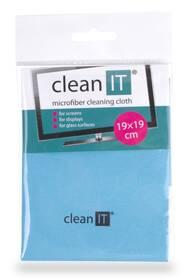 Utierka Clean IT z mikrovlákna, malá světle modrá (CL-710)