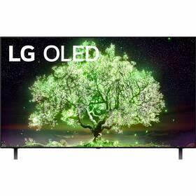 Televízor LG OLED48A1 čierna