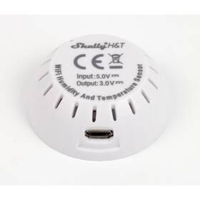 Modul Shelly pro USB napájení prvku HT (SHELLY-HT-USB-W) biely