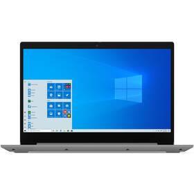 Notebook Lenovo IdeaPad 3-15IIL05 (81WE00UKCK) sivý
