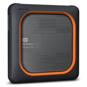 Sieťové úložište Western Digital My Passport Wireless SSD 1TB (WDBAMJ0010BGY-EESN)