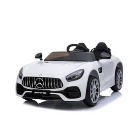 Elektrické autíčko MaDe Mercedes-benz biele