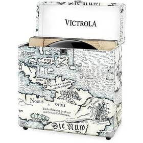 Kufrík Victrola na vinylové desky (VSC-20-P4-EU) biely