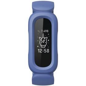 Fitness náramok Fitbit Ace 3 (FB419BKBU) modrý/zelený
