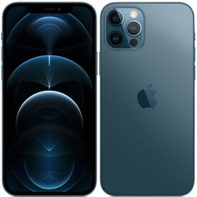 Mobilný telefón Apple iPhone 12 Pro 256 GB - Pacific Blue (MGMT3CN/A)