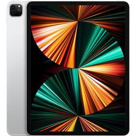 Tablet Apple iPad Pro 12.9 (2021) Wi-Fi + Cell 256GB - Silver (MHR73FD/A)