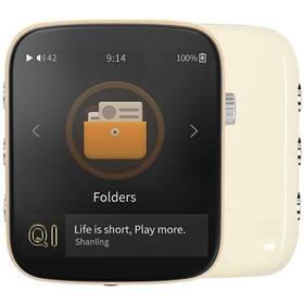 Prenosný digitálný prehrávač Shanling Q1 biely