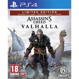 Hra Ubisoft PlayStation 4 Assassin's Creed Valhalla Limited Ed. (USP400311)