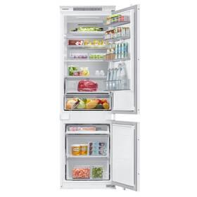 Kombinácia chladničky s mrazničkou Samsung BRB26705EWW biela