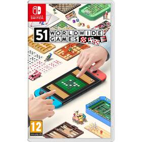 Hra Nintendo SWITCH 51 Worldwide Games (NSS004)