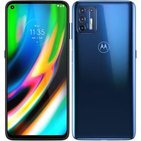 Mobilný telefón Motorola Moto G9 Plus 6/128GB (PAKM0028RO) modrý