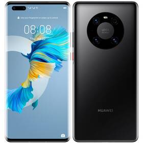 Mobilný telefón Huawei Mate 40 Pro (HMS) 5G (MT-MATE40PDBBOM) čierny
