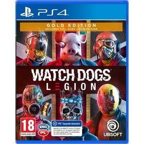 Hra Ubisoft PlayStation 4 Watch Dogs Legion Gold Edition (USP484114)