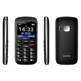 Mobilný telefón Aligator A670 Senior (A670B) čierny