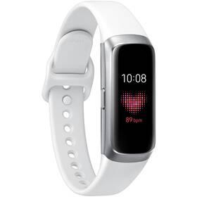 Fitness náramok Samsung Galaxy Fit SK (SM-R370NZSAXSK) strieborná