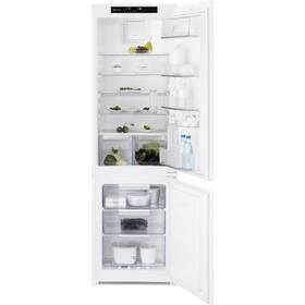 Kombinácia chladničky s mrazničkou Electrolux LNT7TF18S biela