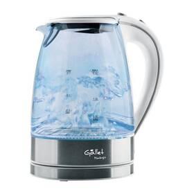 Rýchlovarná kanvica Gallet Montargis BOU 742 W sklo