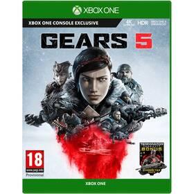 Hra Microsoft Xbox One Gears 5 Standard Edition (6ER-00014)