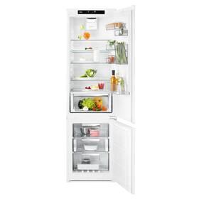 Kombinácia chladničky s mrazničkou AEG Mastery SCE819E5TS biela