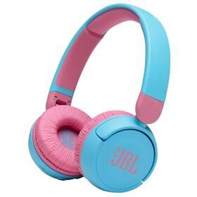 Slúchadlá JBL JR 310BT modrá/ružová