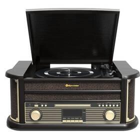 Gramofón Roadstar HIF-1898D+BT drevený