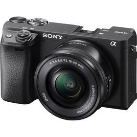 Digitálny fotoaparát Sony Alpha 6400 + 16-50 čierny