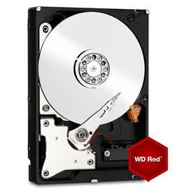 """Pevný disk 3,5"""" Western Digital RED 4TB (WD40EFAX)"""