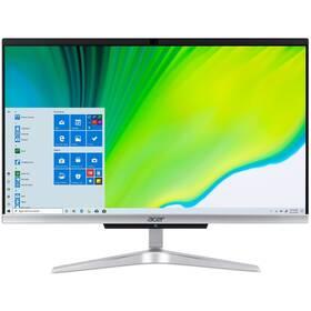 PC all in-one Acer Aspire C24-963 (DQ.BEQEC.006) čierny/strieborný