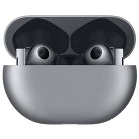 Slúchadlá Huawei FreeBuds Pro (55033757) strieborná