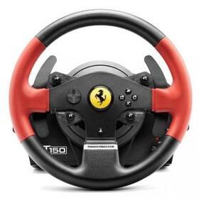 Volant Thrustmaster T150 Ferrari pro PS5, PS4, PS3, PC + pedály (4160630) čierny