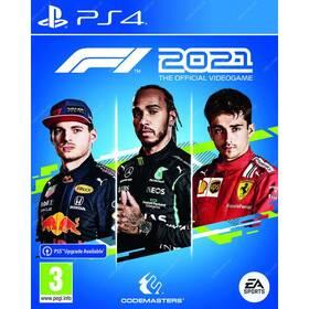 Hra EA PlayStation 4 F1 2021 (EAP416000)